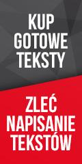 Pisanie artykułów i teksty SEO na zamówienie